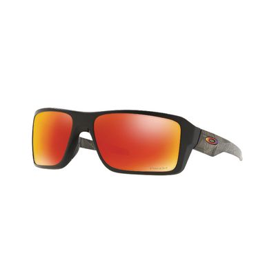 DOUBLE EDGE™ MATTE BLACK PRIZMATIC WITH PRIZM™ RUBY POLARIZED | Matco Tools
