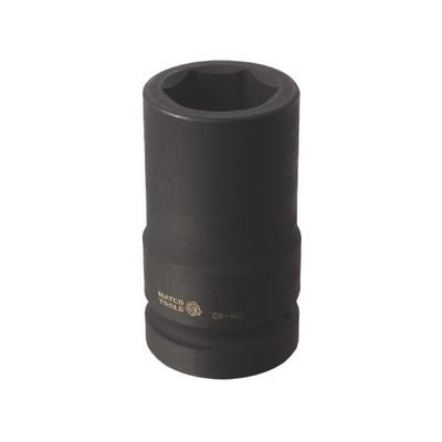 "1"" DRIVE 1-3/4"" SAE 6 POINT DEEP IMPACT SOCKET 