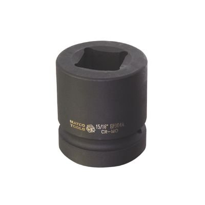 "1"" DRIVE 15/16 WHEEL IMPACT SOCKET 