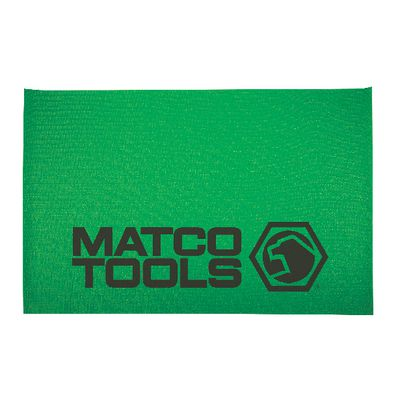 FENDER COVER - GREEN WITH BLACK LOGO | Matco Tools