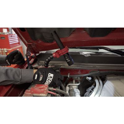 FLASHLIGHT HOLDER WITH CLAMP | Matco Tools