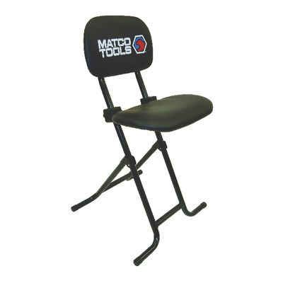 ADJUSTABLE HEIGHT FOLDING STOOL | Matco Tools