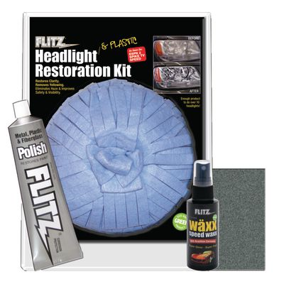 HEADLIGHT RESTORATION KIT | Matco Tools