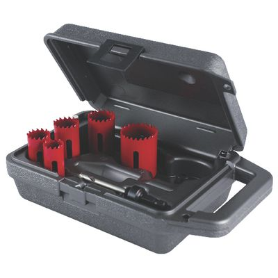 7 PIECE HOLE SAW KIT | Matco Tools