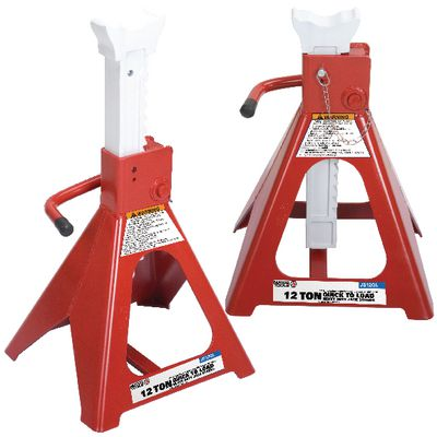 12T QUICK TO LOAD JACK STANDS | Matco Tools