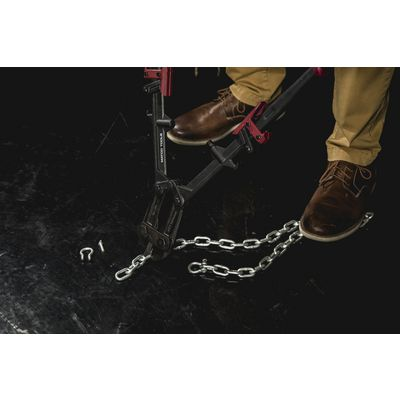 FOLDING BOLT CUTTER 24"