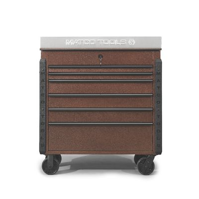 JAMESTOWN SERVICE CART 773 SERIES COPPER VEIN WITH BLACK TRIM | Matco Tools