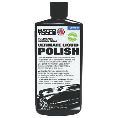 MATCO LIQUID POLISH | Matco Tools
