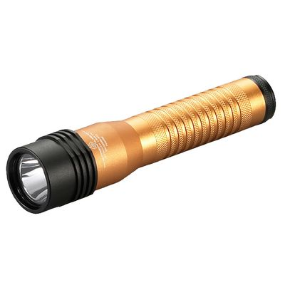 STRION LED HIGH LUMEN RECHARGEABLE FLASHLIGHT LIGHT ONLY - ORANGE | Matco Tools