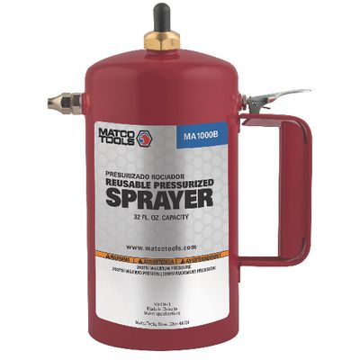 SPOT PRESSURIZED SPRAYER | Matco Tools