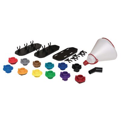 12 PIECE MULTI-APPLICATION FUNNEL KIT | Matco Tools