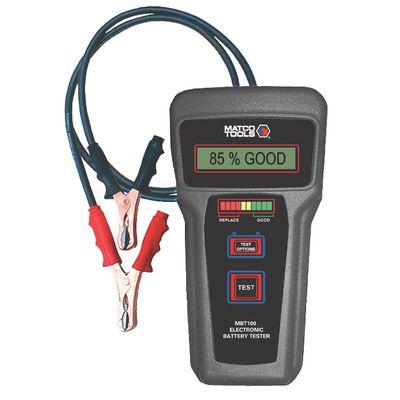 12v conductance battery tester mbt100 matco tools. Black Bedroom Furniture Sets. Home Design Ideas