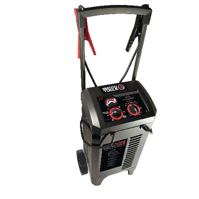 PROSERIES MANUAL WHEELED BATTERY CHARGER/ENGINE STARTER | Matco Tools