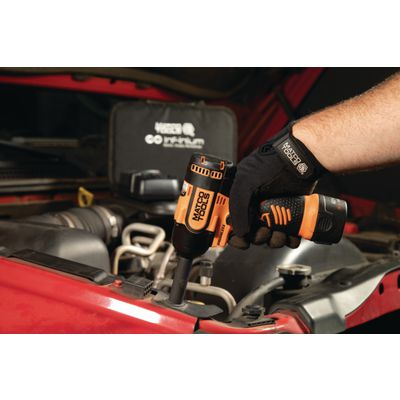 "12V CORDLESS INFINIUM™ BRUSHLESS HIGH POWER 3/8"" IMPACT KIT -ORANGE 