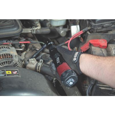 "12V CORDLESS INFINIUM™ 3/8"" DRIVE HIGH SPEED RATCHET - BURGUNDY 