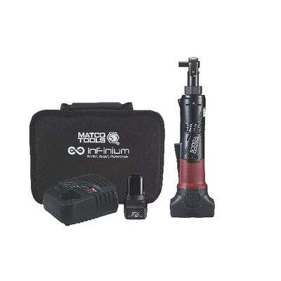 "16V CORDLESS INFINIUM™ 1/4"" MAGNETIC BIT DRIVER RATCHET KIT 
