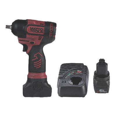 "16V CORDLESS INFINIUM™ 3/8"" DRIVE HIGH PERFORMANCE IMPACT WRENCH KIT 