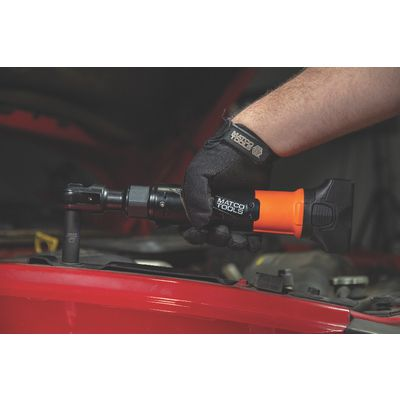 "16V CORDLESS INFINIUM™ 3/8"" DRIVE HIGH SPEED RATCHET - ORANGE 