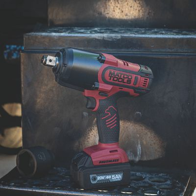 "20V+ CORDLESS INFINIUM™  3/4"" BRUSHLESS IMPACT WRENCH 