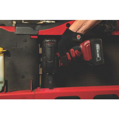 PROTECTIVE BOOT FOR MCL2038HPIW - BLACK | Matco Tools