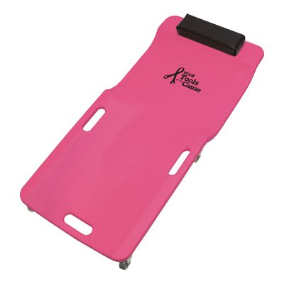 TOOLS FOR THE CAUSE PINK PLASTIC CREEPER | Matco Tools