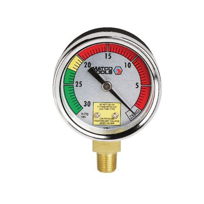 REPLACEMENT LOWER CONNECT VACUUM GAUGE | Matco Tools