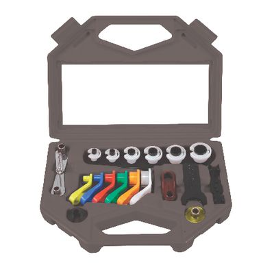 18 PIECE MASTER DISCONNECT SET | Matco Tools