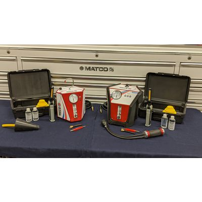 DIAGNOSTIC SMOKE MACHINE | Matco Tools