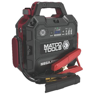 MEGAJUMP2 PORTABLE POWER SOURCE | Matco Tools