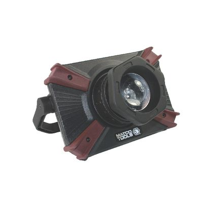 1,200 LUMEN RECHARGEABLE INFINITY FOCUSING FLOOD LIGHT | Matco Tools