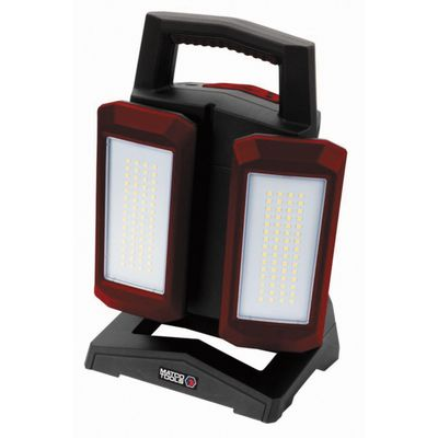 DUO-PLAY SUPER POWER RECHARGEABLE FLOODLIGHT | Matco Tools