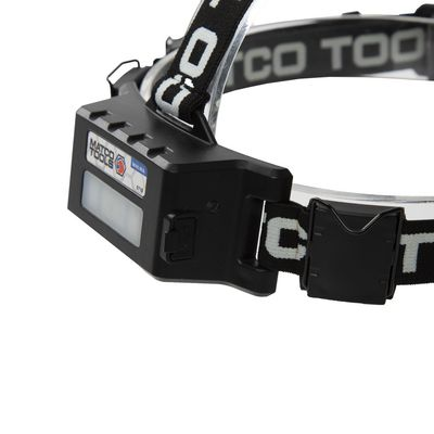 SLIM PROFILE COB LED HEADLAMP | Matco Tools