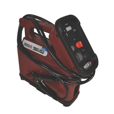 "KWIKSTART PRO HEAVY DUTY JUMP STARTER WITH 84"" CABLES 