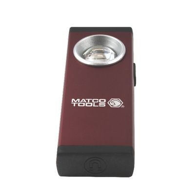 RECHARGEABLE POCKET LIGHT - BURGUNDY | Matco Tools