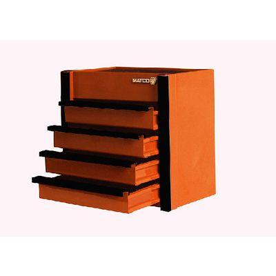 Small Metal Matco Box Orange Msboxo Matco Tools