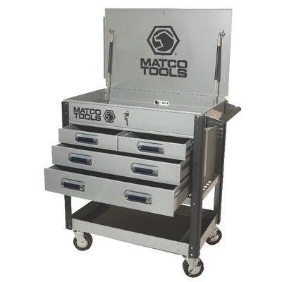 Automotive Service Carts Tool Carts Matco Tools