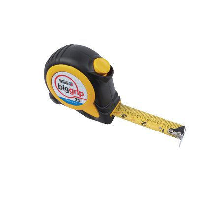 TAPE MEASURE STANDARD FEET/INCHES WITH FRACTIONAL SPEED MARKS | Matco Tools