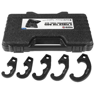5 PIECE TIE ROD ADJUSTING TOOL SET | Matco Tools
