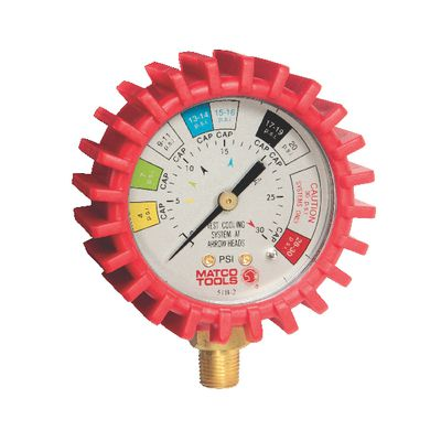 REPLACEMENT PRESSURE GAUGE | Matco Tools