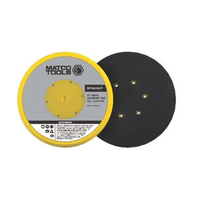 "8"" VINYL PAD FOR MT2470 