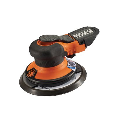 "3/16"" RANDOM ORBITAL LOW NOISE 6"" PALM SANDER - ORANGE 
