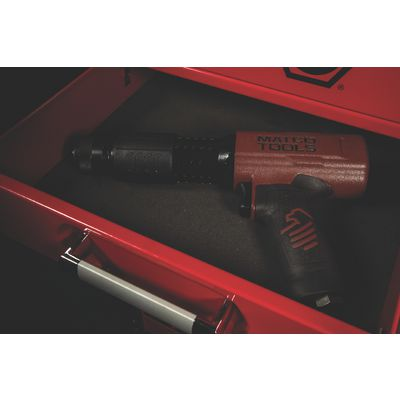 LONG BARREL AIR HAMMER - BURGUNDY | Matco Tools