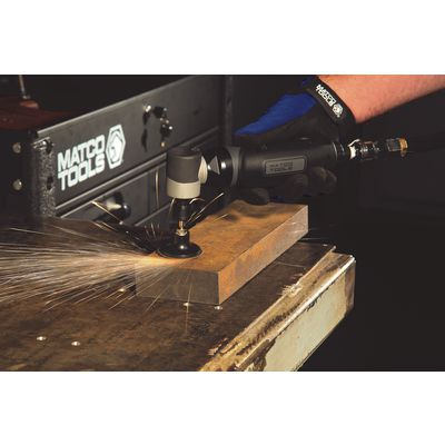 1 HP 90° RIGHT ANGLE DIE GRINDER | Matco Tools