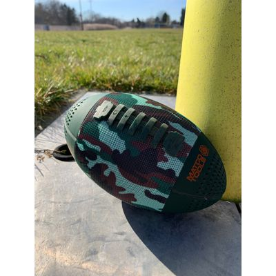 CAMO WIRELESS FOOTBALL SPEAKER | Matco Tools