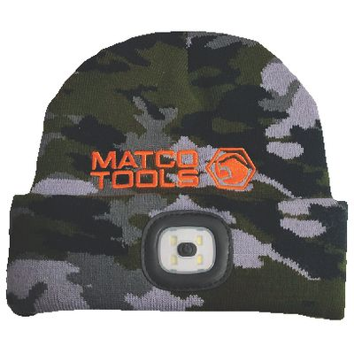 LED WORK LIGHT BEANIE | Matco Tools