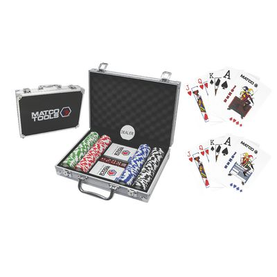CUSTOM POKER SET | Matco Tools