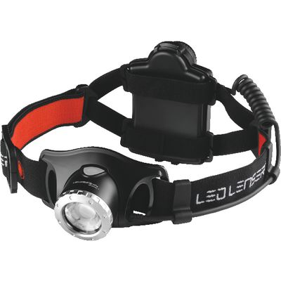 LED LENSER H7 BATTERY OPERATED HEADLAMP | Matco Tools