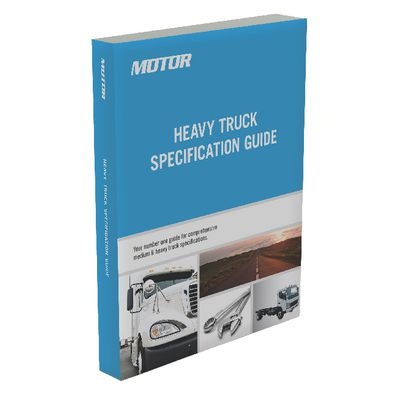 HEAVY TRUCK SPECIFICATION GUIDE | Matco Tools