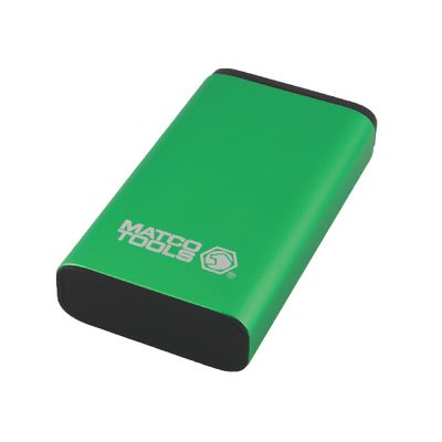 10000MAH POWERBANK - GREEN | Matco Tools
