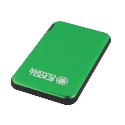 5000MAH POWERBANK - GREEN | Matco Tools
